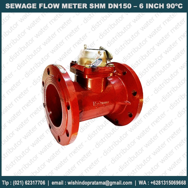 sewage-flowmeter-shm-dn150