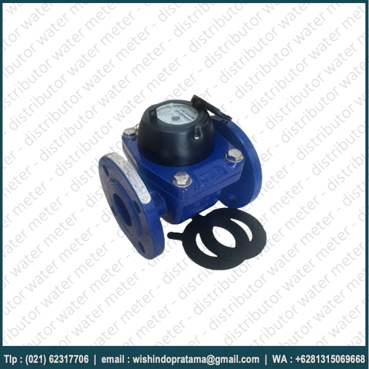 WATER METER 2 INCH CALIBRATE TYPE LXLC - CALIBRATE FLANGE DN50