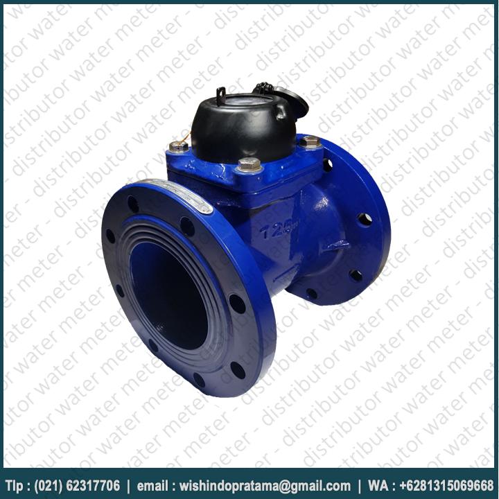 WATER METER DN125 CALIBRATE TYPE LXXG - CALIBRATE LIMBAH FLANGE DN125. PT WISHINDO PRTAMA ABADI Merupakan distributor water meter Calibrate