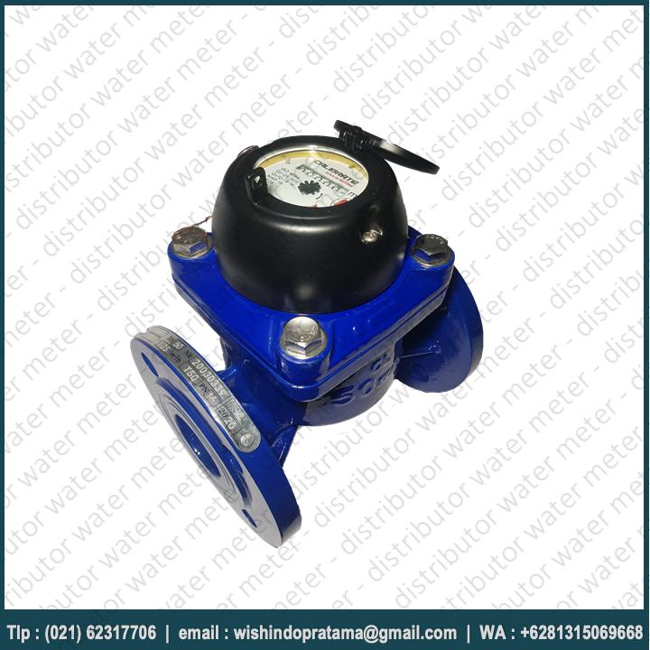 SEWAGE METER 2 INCH CALIBRATE TYPE LXXG - CALIBRATE LIMBAH FLANGE DN50. PT WISHINDO PRTAMA ABADI Merupakan distributor water meter .