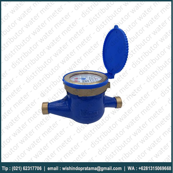 WATER METER AMICO 1/2 INCH TYPE LXSG-15E - MULTI JET. PT WISHINDO PRTAMA ABADI Merupakan distributor water meter salah satu merk di Indonesia.