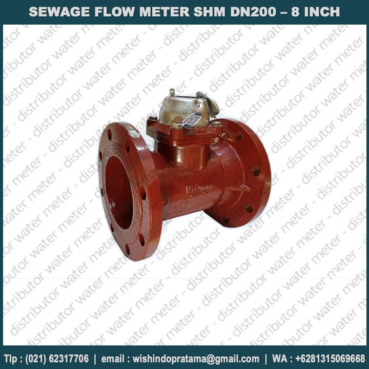 sewage-flowmeter-shm-dn200