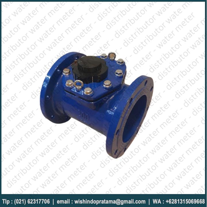 """Flow Meter Amico 8 Inch - Amico Type LXLG-200E . Water meter brand """"CALIBRATE"""" adalah merk hak paten PT Wishindo Pratama Abadi yang telah disahkan"""